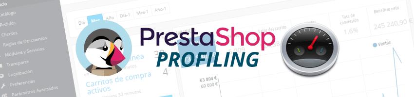 Prestashop profiling