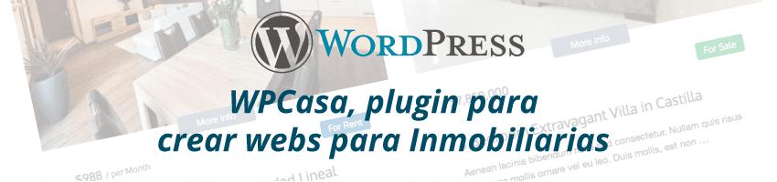 Diseño web para inmobiliarias con WPCasa
