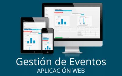 Aplicación para gestión de eventos